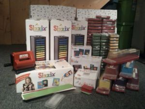 Sizzix Scrapbooking Set - St. Catharines Hobbies & Crafts for Sale - Kijiji St. Catharines Canada.