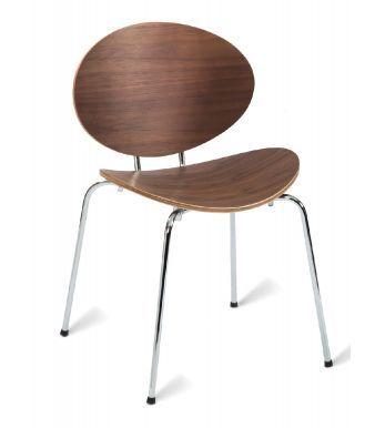 331506 Saxon Side Chair Am Walnut