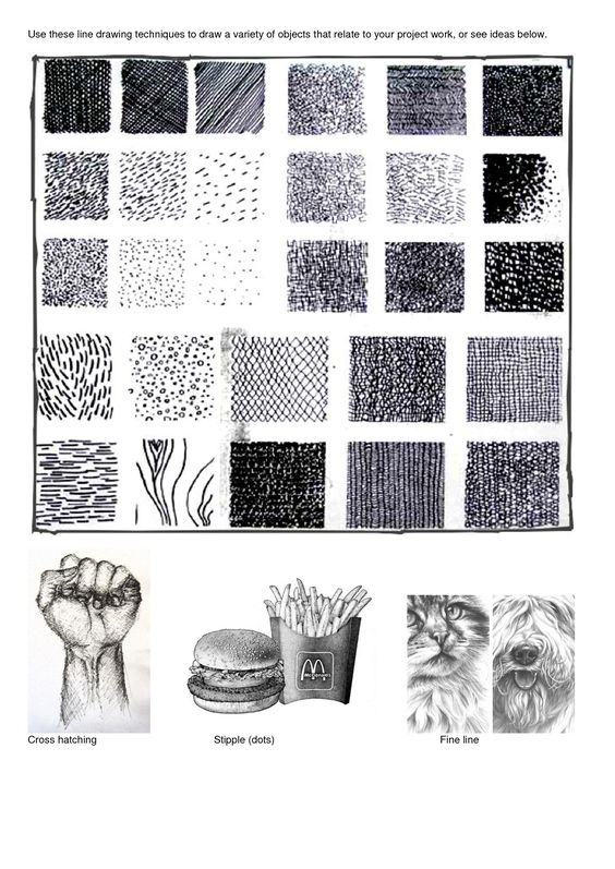 Drawing Lines Using C : Cross hatching pinterest search