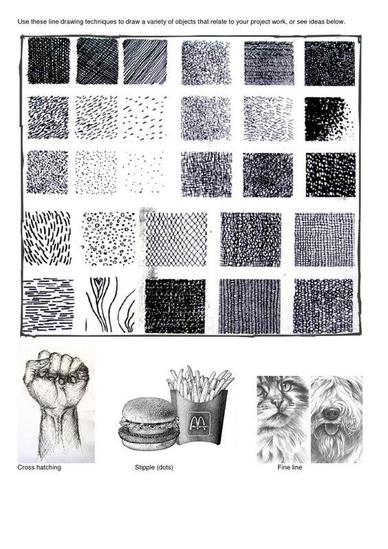 Line Art Techniques : Cross hatching pinterest search