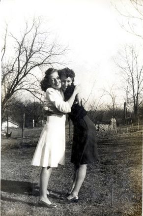 Friends: 1940s: