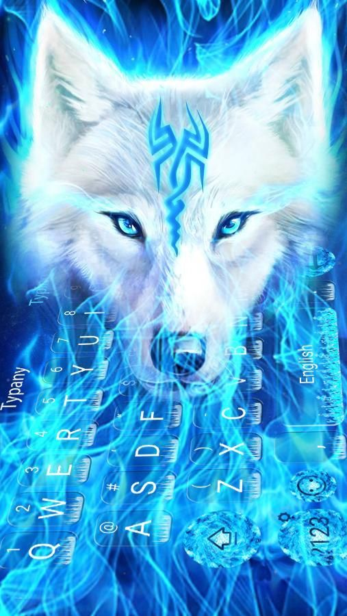 Blue Wolf Wallpaper Wolf Wallpaper Scary Wallpaper Wolf Pictures