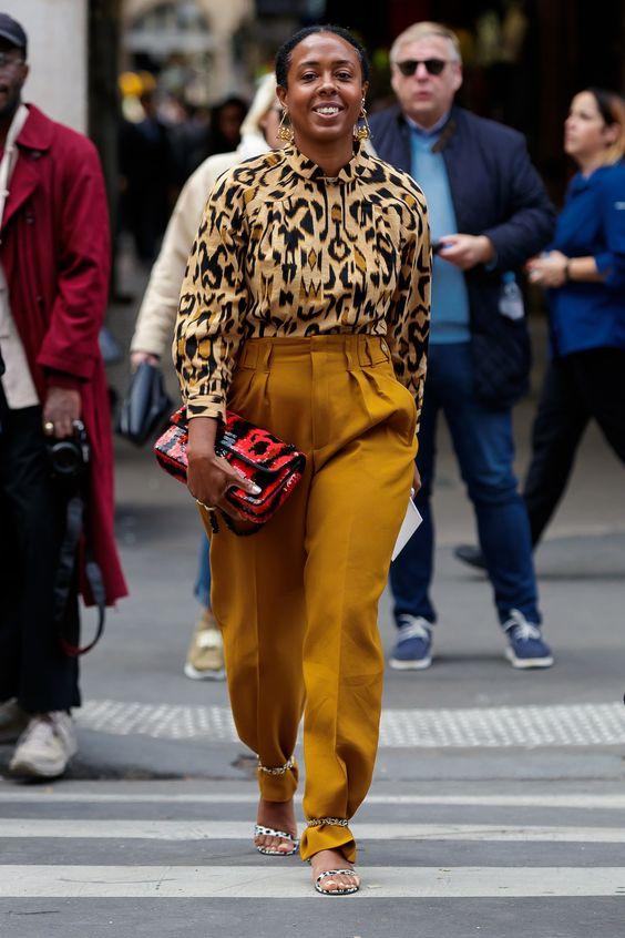 The Best Street Style at Paris Fashion Week 2019 | teenvogue