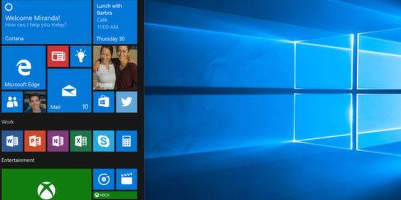 Windows 10 hat viele neue Sicherheitsfunktionen, wie z. B. Optimierungen für eine sichere Anmeldung, Unterstützung für Biometrie, effizientere Updates und bessere Datenschutz-Einstellungen.