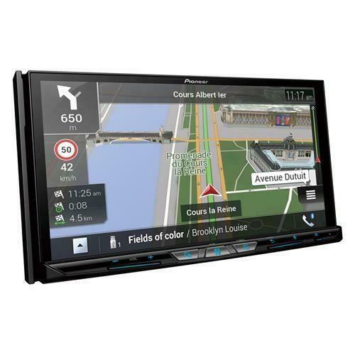 Pioneer Avic Z920dab Autoradio 2 Din Con Gps Dab Dvd Usb Bluetooth Waze Gps Graphic Card Hifi