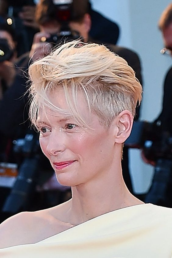 Tilda Swinton Is Just Doing The Damn Thing On The Best-Dressed List: