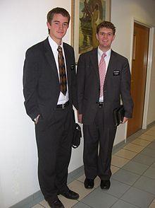 Missionare der Kirche Jesu Christi der Heiligen der Letzten Tage – Wikipedia