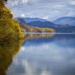 Lake Coniston in the UK