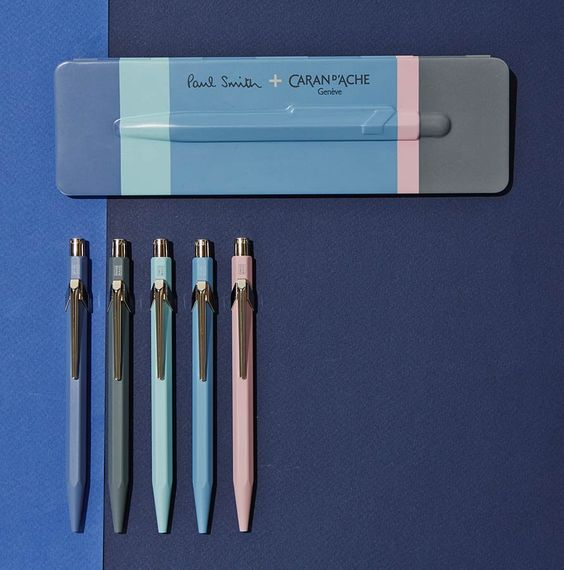 Paul Smith x Caran d'Ache – 849 Special Edition | Heldth