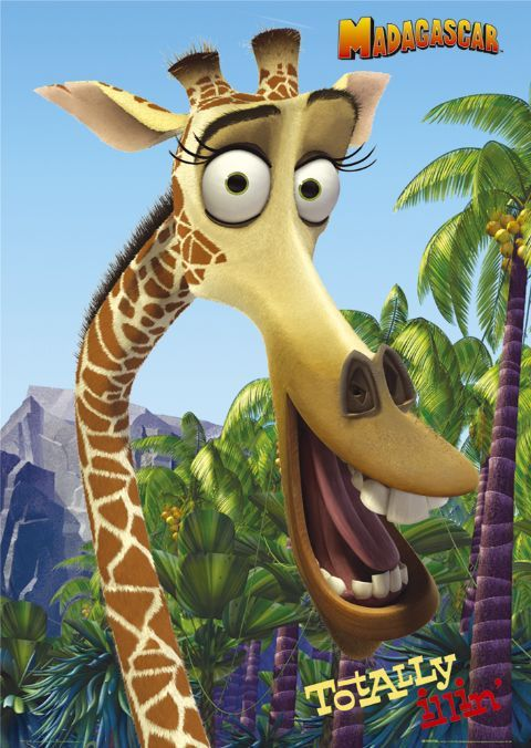 Cartoon Characters Named Alex : Madagascar movie characters