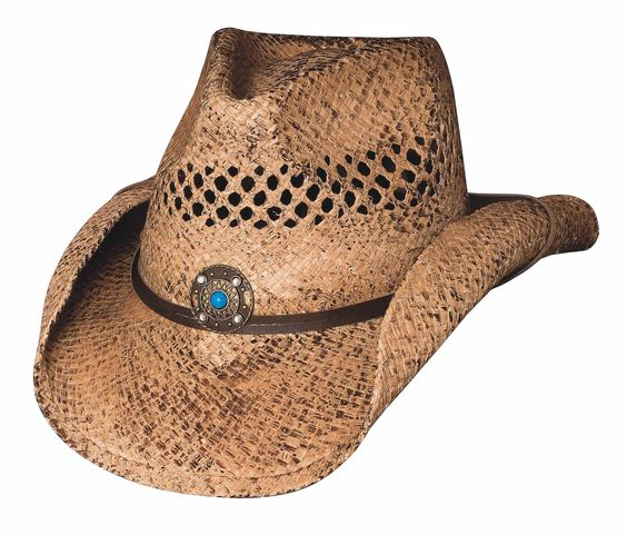 Anytime Cowgirl Hat - Cowgirl Curves