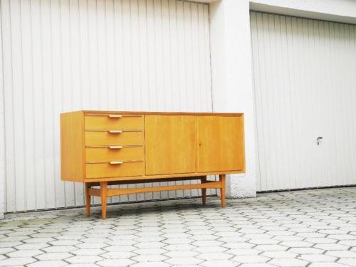 Holz Kommode Sideboard Schrank 60er Mid Century Retro Vintage In Ludwigsvorstadt Isarvorstadt Ebay Kleinanzeigen Kommode Sideboard Retro Vintage Schrank