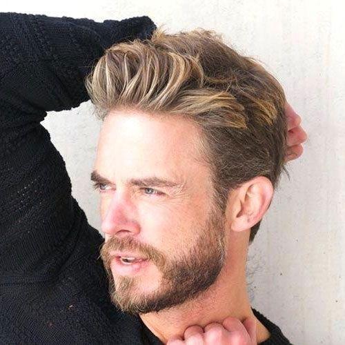 40 Best Blonde Hairstyles For Men 2019 Guide Erkek Sac