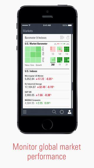 Morningstar – Stock & Fund Investing. Market Data. Portfolio Tracker. by Morningstar, Inc.