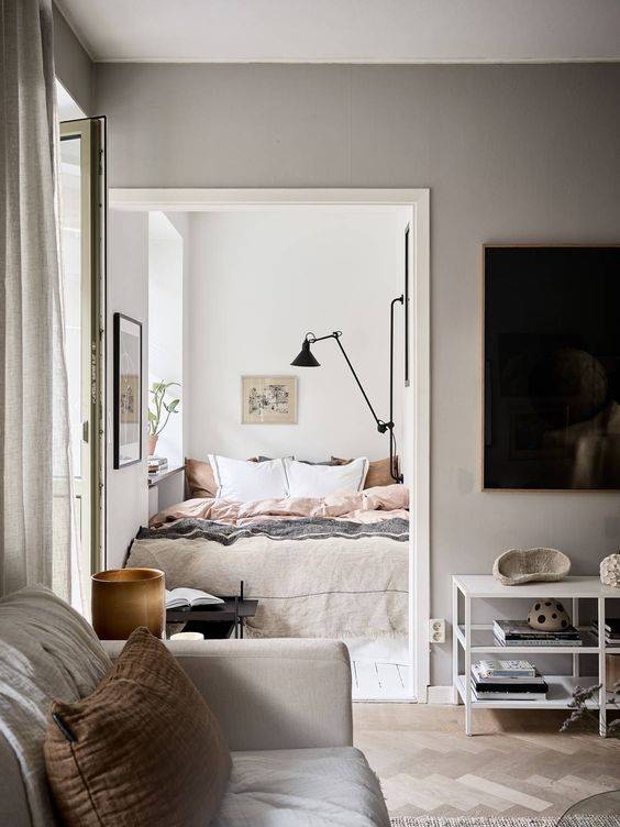A Small But Stylish Scandinavian Apartment — THE NORDROOM