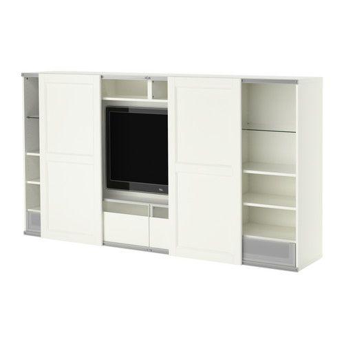 wohnzimmer schrankwand schiebeturen. Black Bedroom Furniture Sets. Home Design Ideas