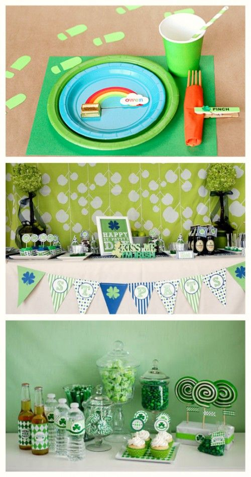 64 St. Patrick's Day Printables, Food, Traditions & Crafts