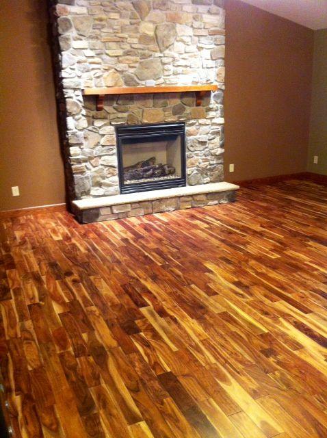 A customer favorite tobacco road acacia the colors are for Tobacco road acacia wood flooring