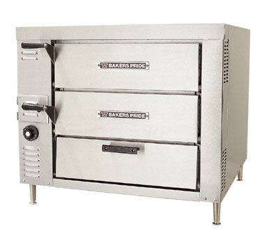 Bakers Pride Countertop Pizza Oven Reviews : Bakers Pride Oven Countertop pizza/bake - GP-61 Oven, countertop, gas ...