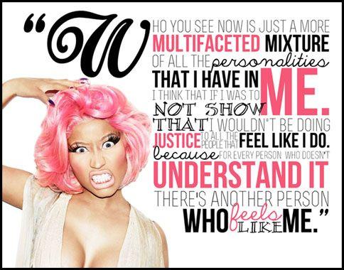 Nicki Minaj Hater Quotes | Popular on nicki minaj quotes from ...