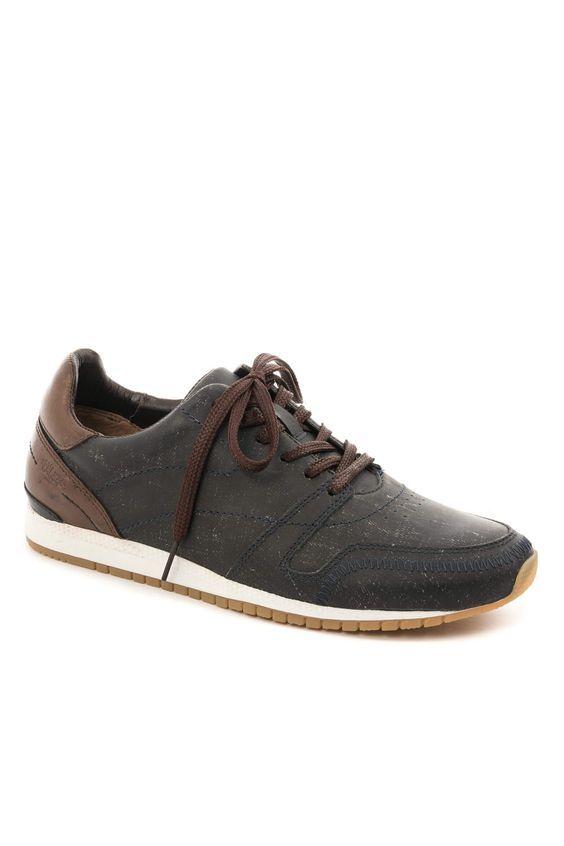 reunirse aa00c 09eb3 Tenis de cuero para hombre | Running shoes en 2019 | Zapatos ...