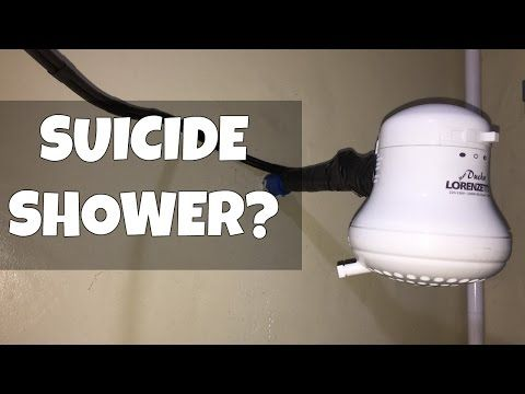 Lorenzetti Electric Shower Head Youtube Shower Heads Shower Hot Water Heater