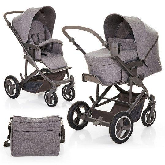 Abc Design 3in1 Kinderwagenset Merano 4 Inkl Babywanne