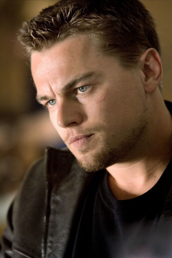 He looked really good in 'The Departed.' I just have to say the moment  where he sleeps with the therapist was an especially nice scene of him. - also great movie.: