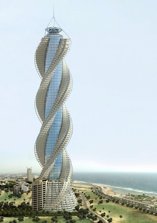 This Is The Diamond Tower In Jeddah When Completed It