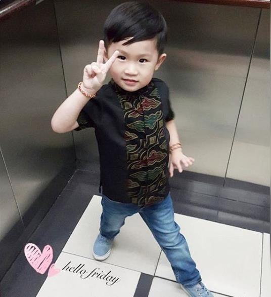 Baju Fashion Show Anak Laki Laki