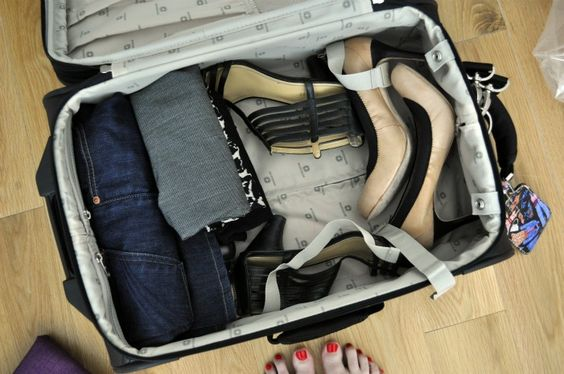 How to Pack for Las Vegas - Work Edition — the avid appetite