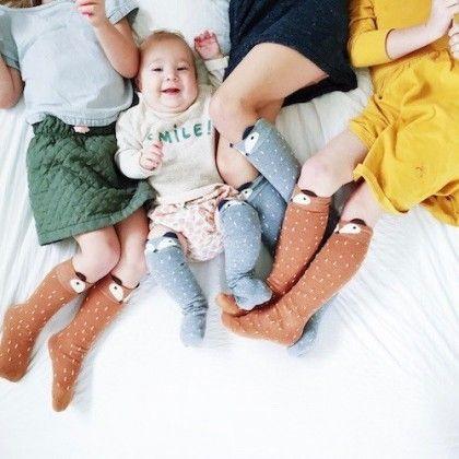 Kids Fox Socks $4 99