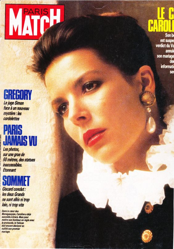 Paris Match 25. März 1987