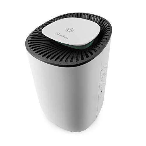 Echome 600ml Compact Portable Mini Air Dehumidifier For Damp Mould