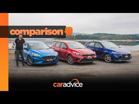 Video 2019 Ford Focus St Line V Hyundai I30 N Line V Kia Cerato