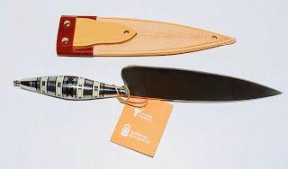 CUCHILLOS CANARIOS (canary knives): cuchillo nº 569