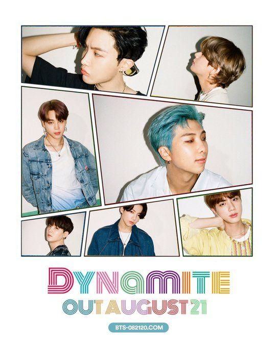 Bts Dynamite New Song 21 08 In 2020 Album Bts Bts Bts Pictures
