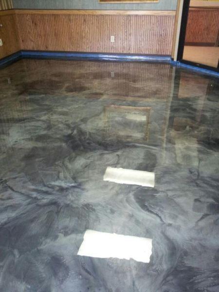 Epoxy Flooring And Louisiana On Pinterest