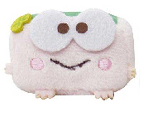 Hannari X Sanriokyarakuta Zu Maskottchen Kerokerokeroppi Rosa Verwandelt Sich In Eine Blocksteinzange Fur Anfang November Gestart Sleep Eye Mask Eye Mask Mask