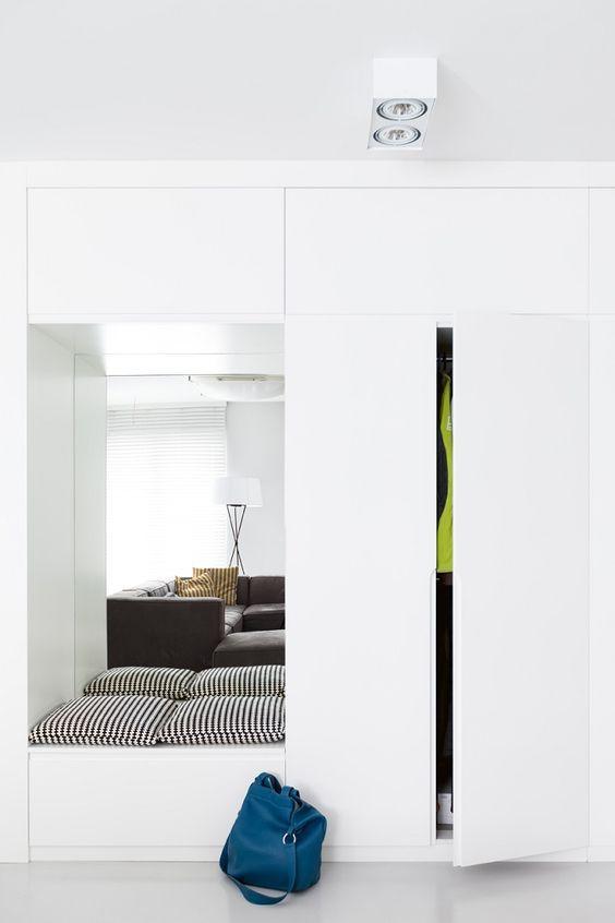 8 idej, da bo v majhnem stanovanju več prostora: