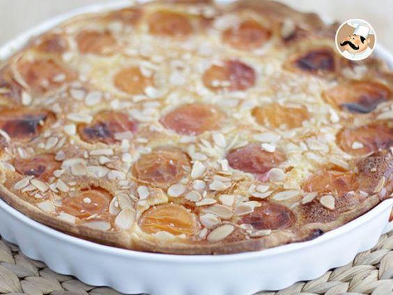 Receita Sobremesa : Tarte de damasco / alperce de PetitChef_PT
