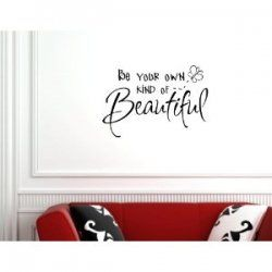 Words and Quotes for Walls----These beautiful, unique and inspirational wall quotes, sayings and words will bring a whole new dimension to your...