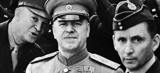 After World War II—Russia's Great Patriotic War'—Georgy Zhukov had a hard time navigating the tangled web of political intrigue.