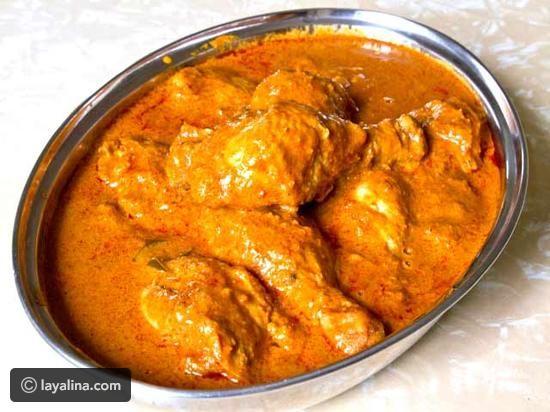 طريقة عمل دجاج بالكاري Chicken Recipes Curry Quick Chicken Curry