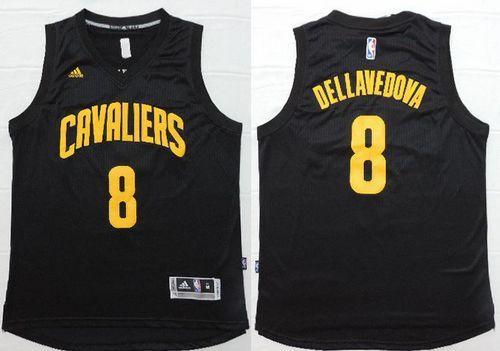 ... Cleveland Cavaliers 8 Matthew Dellavedova Black Fashion Jersey 19.0 NBA  Cleveland Cavaliers Jersey Pinterest Matthew dellavedova ... 1b15f7156