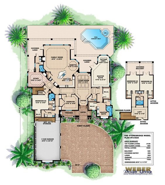 Stonebridge House Plan Amazing house plans Can wait to build the