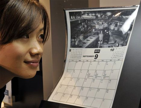 Fine and Flexy: Sony's Futuristic Flexible E-Paper Display | Gadgets, Science & Technology