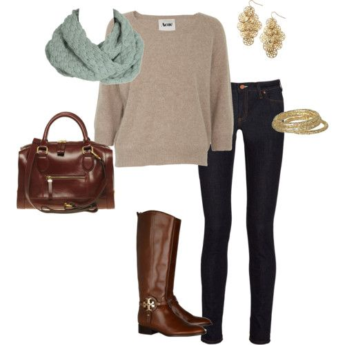 This is my type of fall fashion!