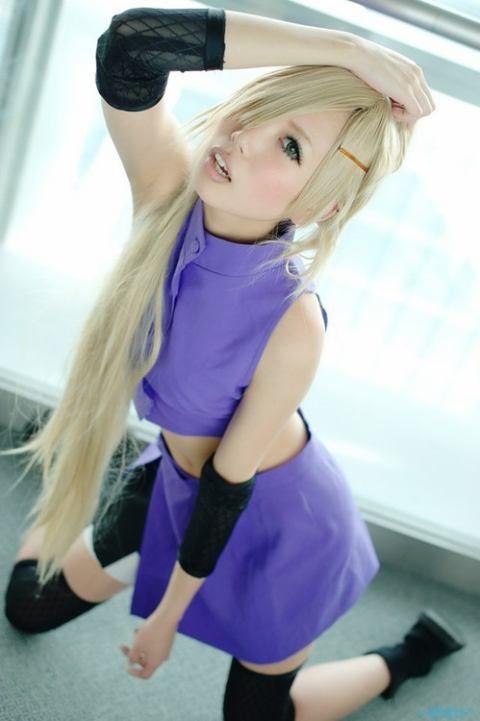 ino yamanaka cosplay 07 - photo #19