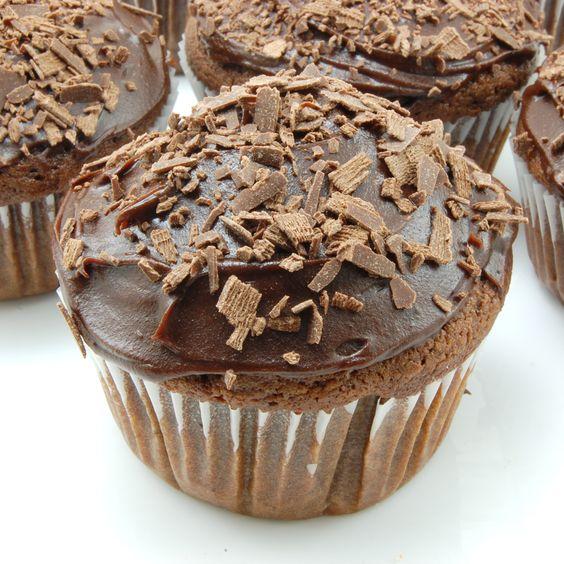 Sweet Pea's Kitchen » Triple Chocolate Cupcakes